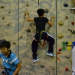 X-TREME Indoor Rock Climbing